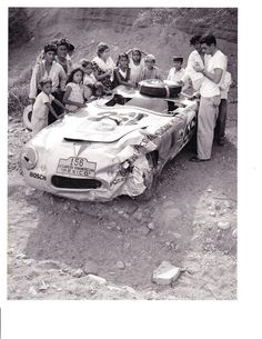 Accident 1953.Borgward Hansa 1500 RS - Borgward L4 1500 cc N/A	Adolf Brudes	Open bodywork Front-engined Driven by: Adolf Brudes (D)	Result: did not finish (Accident) Sponsors: CARRERA PANAMERICANA MEXICO/BOSCH/BORGWARD