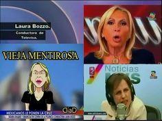 EL CALVARIO DE LAURA BOZZO - Mexicanos le ponen la Cruz a Laura Bozzo