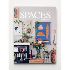 Spaces Book By Frank