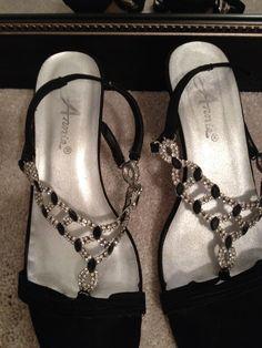 Annie brand heels
