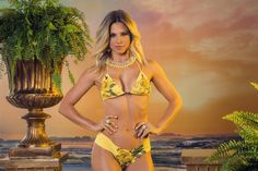 Sol...Calor...Praia...Piscina...Luxo e a New Collection da Vipagi BeachWear!