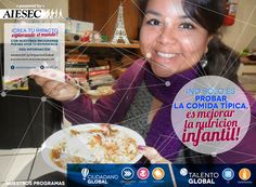 Discover the world. Valeria's OGCDP from AIESEC Guatemala