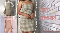 THRIFT FLIP   DIY #3 BODYCON DRESS