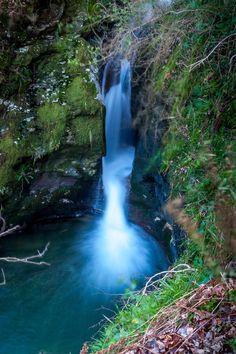 Photograph Ireland's waterfall Glendalough by Floris Kuntz on 500px