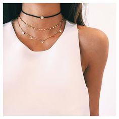 Clarice Choker | Stargaze Jewelry