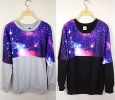 New fashion galaxy  cosmic space clothing (Space)- Finally found some good star clothing!