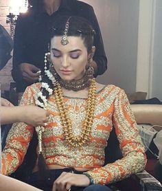 Behind the scenes of Toni & Guy Pakistan's latest shoot