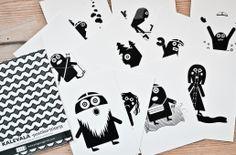Kalevala prints. Poster Prints, Art Prints, Posters, Playing Cards, Classroom, Decor, Art Impressions, Class Room, Decoration