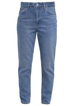 MOM - Jeans relaxed fit - blue denim   Zalando.se 🛒 5b1de0d95d724