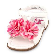 Toddler Girls 3D Flower Zahara Sandal | The Children's Place
