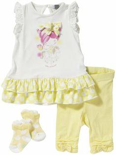 Petit Lem Cotton Candy 2 Piece Set (Baby)
