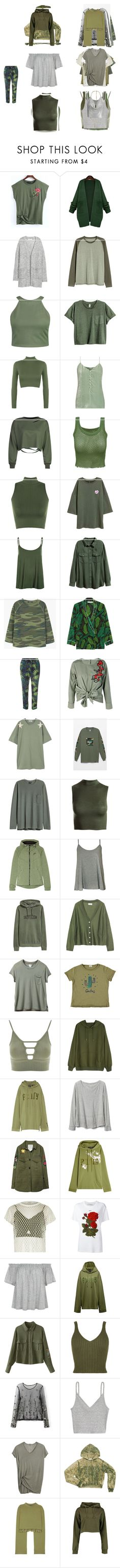 """Untitled #32"" by harthkai on Polyvore featuring WithChic, Kofta, Boohoo, WearAll, Hillier Bartley, MANGO, RIXO London, Dorothy Perkins, PacSun and Sans Souci"