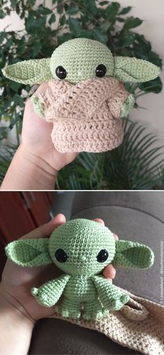 Baby Yoda Amigurumi Free Crochet Pattern Related Awesome Crochet Amigurumi For You Kids for 2019 - Page 21 of 44 - Free Amigurumi Pattern, Amiguru. Crochet Patterns Amigurumi, Crochet Dolls, Crochet Baby, Free Crochet, Knitting Patterns, Crotchet, Angel Crochet Pattern Free, Mario Crochet, Crochet Penguin