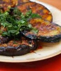 Fried Eggplant is really very delicious recipe. Once you try it, you are definitely going to make it again and again for sure. Special marination gives an extraordinary taste to this dish. You should cut eggplant into thin pieces before marination.