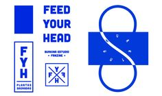 Feed Your Head Fanzine on Behance