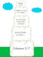 Welcome to our Bible Crafts section! We've got lots of fun activities you can use to enhance your Sunday School or Homeschool Classroom! You can also search our site by Old and New Testament bible Sunday School Projects, Sunday School Activities, Sunday School Lessons, School Ideas, Preschool Bible Lessons, Bible Lessons For Kids, Bible Activities, Bible Story Crafts, Bible Crafts For Kids
