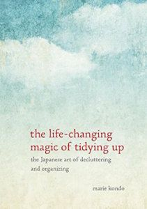At first glance, I felt that The Life-Changing Magic of Tidying Up was like many of the other organizing books that I have read, but she does provide good advice for people who have intense sentimental attachments to everyday items.