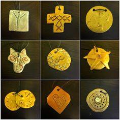 6. trinn har arbeidet tverrfaglig med temaet vikingtid og middelalder, i samfunnsfag, IKT og kunst og håndverk. Et av r...