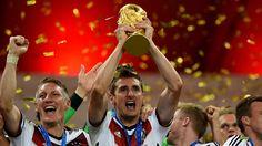 Klose considers Germany future