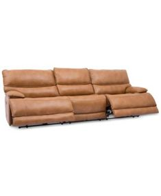 I Want A Leather Couch With Extra Deep Seating And Soft