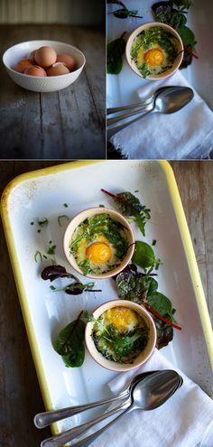 Æg til morgenmad