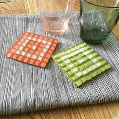 Media Picnic Blanket, Outdoor Blanket, Mosaic Art, Diy Painting, Sewing Crafts, Coasters, Diy And Crafts, Tableware, Handmade
