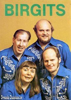 The Best Swedish Dance Band Album Covers