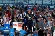 2017 NASCAR Cup Series race winners - November 19, 2017:  July 23: Kasey Kahne wins the Brickyard 400 at Indianapolis Motor Speedway.