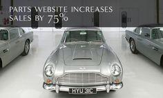 Aston Martin Newsletter from Aston Workshop Increase Sales, Living Legends, Aston Martin, Workshop, Marketing, Car, Check, Atelier, Automobile