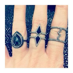 Perfect way to end our day with @evafehren jewelry - LS