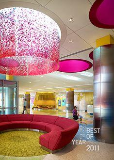 University of Minnesota Amplatz Children's Hospital by Tsoi/Kobus & Associates