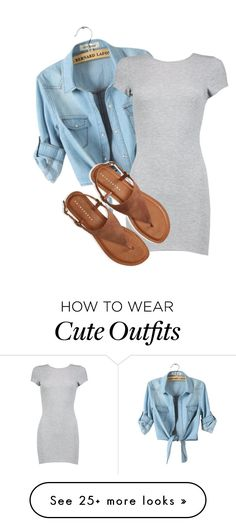 """""""18"""" by alaysha422 on Polyvore featuring Boohoo and Aéropostale"""