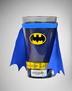 OK, I like the concept, but what I *love* about this is that the cup looks like it's wearing an '80s head band.