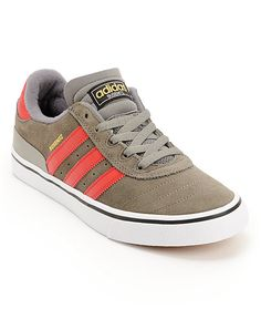 8c6651b3808 Dial up your best tricks with the almost indestructible Adidas Busenitz  Vulc Mid Cinder