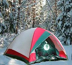 Now is the winter of our disco tent.