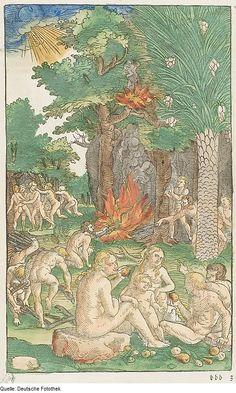 Original image description from the Deutsche Fotothek  Architektur & Feuer  AuthorWalther Hermann Ryff  ArtistPetrejus, Johann (Drucker)  Date1547