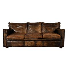 big comfy couch to cuddle on distressed leather leather - Distressed Leather Sofa