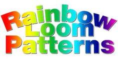 Rainbow Loom Patterns   Rainbow Loom Instructions, Bracelets