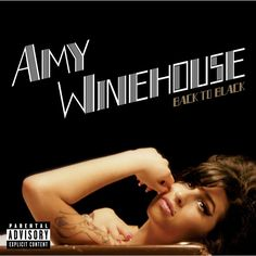 Amy Winehouse - Back To Black on LP