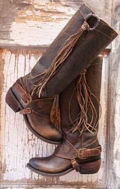 CHOCOLATE SOUTHBOUND BOOT - Junk GYpSy co.
