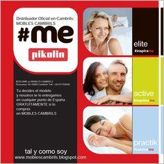Lo mejor de #me Pikolin en MOBLES CAMBRILS #Pikolin_Cambrils #Cambrils #Tarragona
