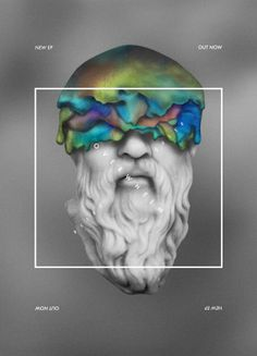 OVERWHELM EP by Mariano Pascual, via Behance