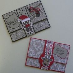Diy Gifts, Stampin Up, Christmas Cards, Scrapbooking, Tags, Winter, Christmas E Cards, Cards, Envelopes