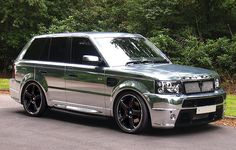 Range Rover Supreme!!