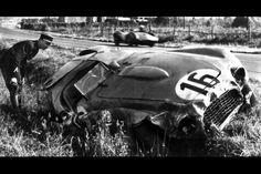 Tom Cole (11/6/1922, Llandaff, Wales, United Kingdom - 14/6/1953, Le Mans, France)