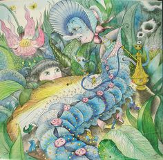 """Alice in Wonderland"" by Anastasia Arushanova"