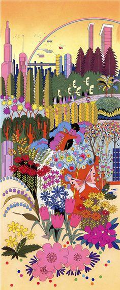 Funnovative & inpriring Illustrations by Hiroshi Manabe
