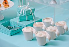 A Breakfast At Tiffany's Engagement Brunch | The Knot Blog – Wedding Dresses, Shoes, & Hairstyle News & Ideas