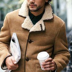 Winter is coming...  Jacket | TOM FORD Shirt | Bottega Veneta