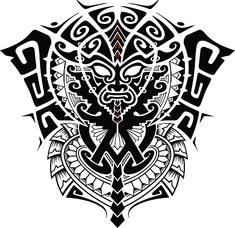 maori tattoos for men explanation Maori Tattoos, Tattoo Maori Perna, Filipino Tattoos, Symbol Tattoos, Samoan Tattoo, Sleeve Tattoos, Borneo Tattoos, Eagle Tattoos, Tiki Tattoo